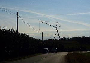 琴浦の風車